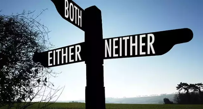 me either还是me neither?