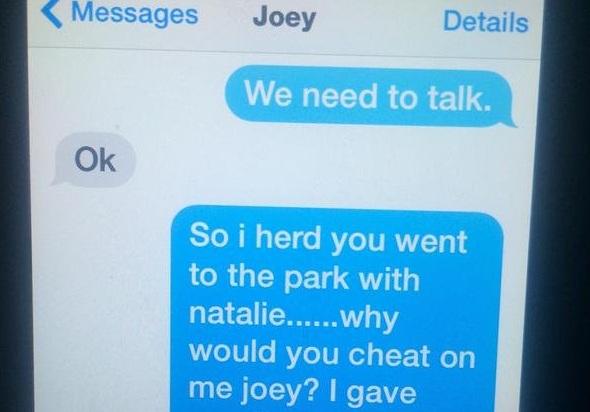 美11岁女生的分手短信火了